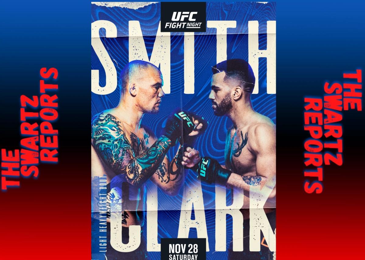 UFC Vegas 15Results